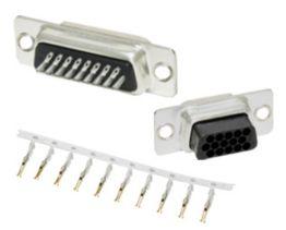 D-SUB CABLE CONNECTORS