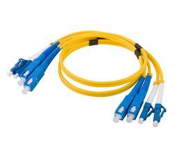 Single-mode Fiber Optic Cable Assembly